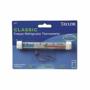 Taylor 5977 Classic Freezer Refrigerator Thermometer