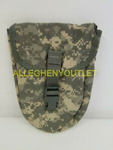 US Military DIGITAL ACU ETOOL CARRIER Cover Case Entrenching Tool Pouch USGI VGC