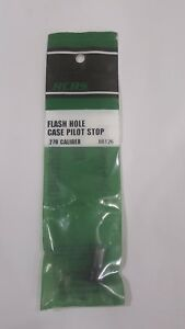 RCBS  Flash Hole Deburring Tool Case Pilot Stop for 270 cal #88126 NIP