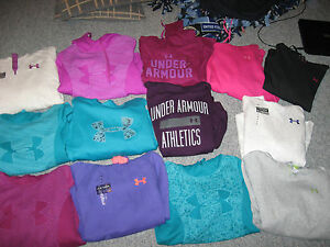 UNDER ARMOUR Women's COLD GEAR Storm Hoodie, Many Styles, colors $46.00