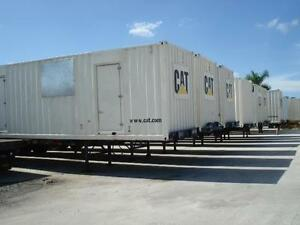 #11363 Caterpillar 2000kw Industrial Power Module