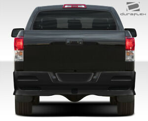 Duraflex BT Design Rear Bumper Cover 1 Piece for Tundra Toyota 07-13 ed_108