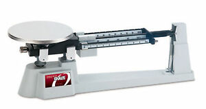 Ohaus Triple Beam Balance Scale 750-SO with Magnetic Damping and Tiered Notched