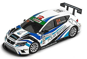 50657 seat leon cup racer slot car 1 32 for