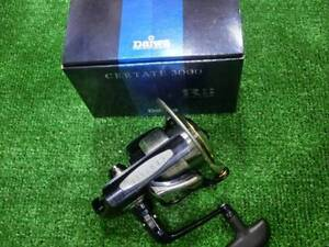 Used Daiwa CERTATE 3000 Spinning Reel good condeition Made in Japan