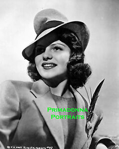 RITA HAYWORTH 8x10 Lab Photo 1930s STUNNING YOUTHFUL MOVIE STILL PORTRAIT