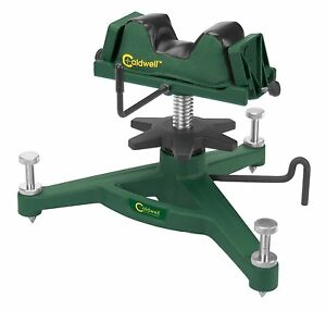 Caldwell The Rock Deluxe Front Rifle Rest - Stable Hunting Shooting Bench New