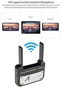 TILTAMAX WIRELESS HD VIDEO TRANSMISSITON  Transmitter & Receiver(2) System