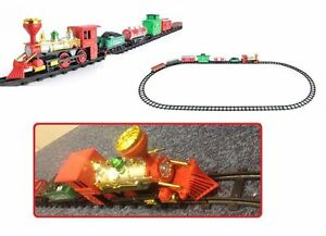 classic electric rail kids child baby set track