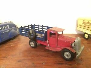 1930 s metalcraft express delivery truck