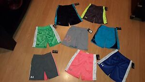 Under Armour Young Boys' HeatGear Shorts Many styles and colors  $17.99-$21.99