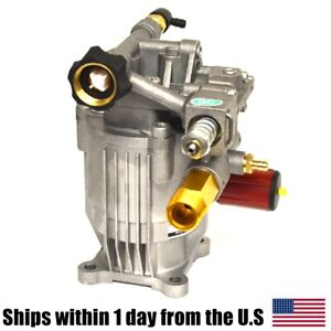 Pressure Washer Water Pump Fits Makes Models With Honda GC160 Engine 7 8quot; Shaft $74.99