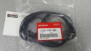 NEW GENUINE HONDA OIL PAN GASKET 11251 P30 004 CIVIC SI INTEGRA CRV