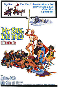 My Son, The Hero - 1962 - Movie Poster