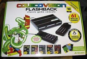 colecovision flashback special edition