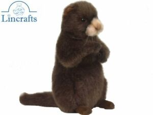 Hansa Woodchuck 4842 Plush Soft Toy Sold by Lincrafts Established 1993