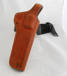 Galco Phoenix PHX128 Leather Holster & Belt for Revolvers