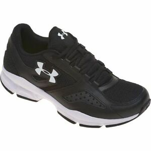 Under Armour Men's Zone Training Shoes in Black in Extra Wide 4E Sizes 6.5 to 15