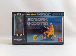 new 1976 mego ultronic scooter airfix action