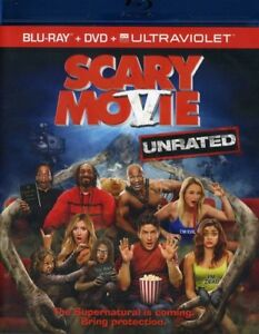 Scary Movie 5 New Blu ray With DVD UV HD Digital Copy Unrated $13.87