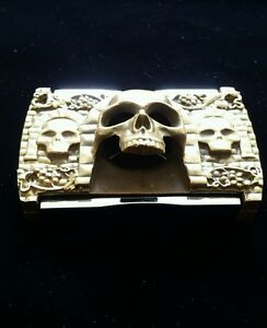 ST DUPONT CATACOMBES CIGAR CUTTER  LIMITED TO 66 PIECES WORLDWIDE  NEW IN THE