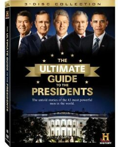 The Ultimate Guide to the Presidents New DVD 3 Pack, Subtitled, Wide