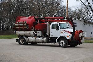 Truck Sewer Cleaner