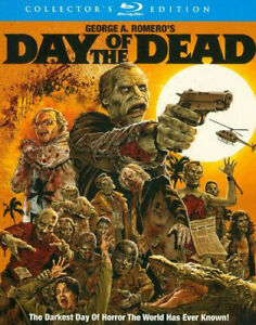 Day of the Dead Collectors Edition New Blu ray $14.96