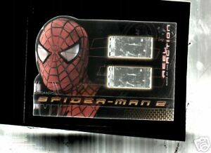Spiderman 2 Real piece of Action card $18.00