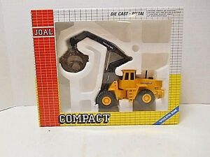 Joal  Compact  'Volvo BM L-160 High Lift Loader'  Die-cast  150