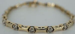 Women's Diamond Tennis Bracelet