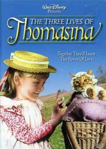 The Three Lives of Thomasina New DVD