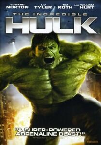 The Incredible Hulk [New DVD] Ac-3Dolby Digital Dolby Dubbed Digital Video