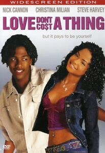 Love Don#x27;t Cost a Thing New DVD Dolby Digital Theater System Dubbe $7.57