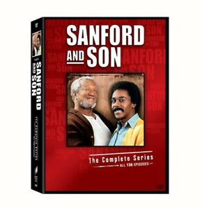 Sanford and Son: The Complete Series New DVD Full Frame Special Pac $29.51