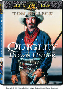 Quigley Down Under New DVD Subtitled Widescreen $7.42