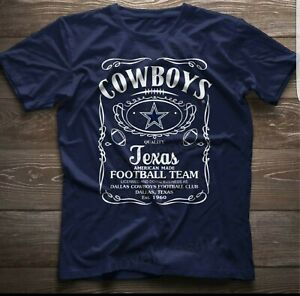 Dallas Cowboys TShirt Americas Team Tailgate game day Shirt Jersey Dak