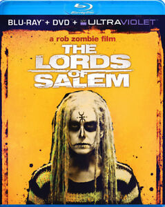 The Lords of Salem New Blu ray With DVD UV HD Digital Copy 2 Pack $11.71