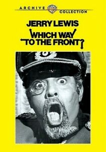 Which Way to the Front New DVD Mono Sound Widescreen