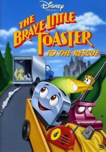 The Brave Little Toaster to the Rescue New DVD