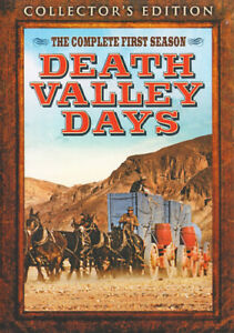 Death Valley Days: The Complete First Season New DVD Full Frame 3 P $15.32
