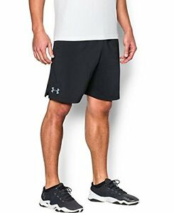 Under Armour Mens Hiit Shorts Black 001 XX-Large