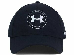 Under Armour Airvent Golf Hat - Black - Size LXL