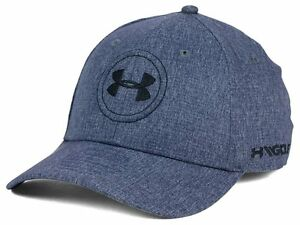 Under Armour Airvent Golf Hat - Graphite - Size LXL
