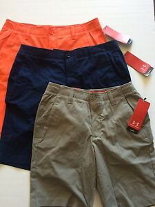 NWT Men's Under Armour UA Performance Chino Shorts