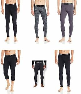 Under Armour Men's BaseLayer Legging Many Styles Colors and Sizes