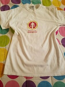 Golds Gym Tee Shirt Adult size Small s