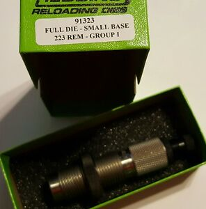 91323 REDDING SMALL BASE FULL LENGTH SIZING DIE 223 REMINGTON - NEW - FREE SHIP