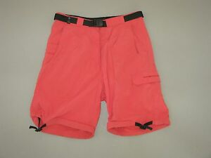 EX OFFICIO WOMENS AMPHI SHORTS IN NANTUCKET RED SIZE XS BARELY WORN