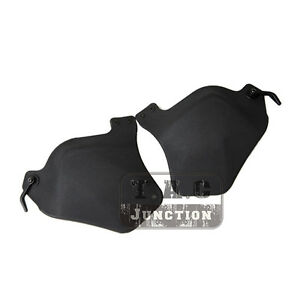 Tactical Side Armor Side Cover Set for Mounting ARC Rail Ops-Core FAST Helmet